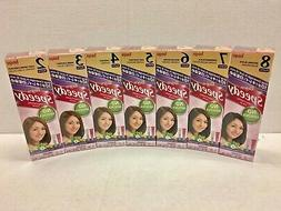 1 Pcs, BIGEN SPEEDY, HAIR DYE COLORS #2; 3; 4; 5; 6; 7; 8