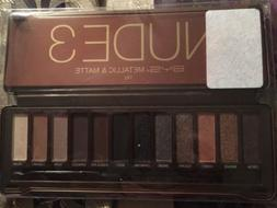 BYS 12 Color Eyeshadow Palette Nude 3 3 Ounce