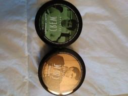2 containers of American crew Forming cream 3 oz, Pomade 3oz