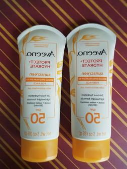 AVEENO Active Naturals Protect + Hydrate Sunscreen Lotion 3