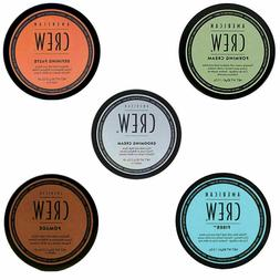 3 oz. American Crew 85g. NEW. FREE SHIPPING.CHOOSE TYPE AND