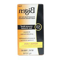 Bigen Oriental Black Hair Color #59 1kit