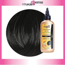 Bigen Semi-Permanent Haircolor #Jb1 Jet Black 3oz