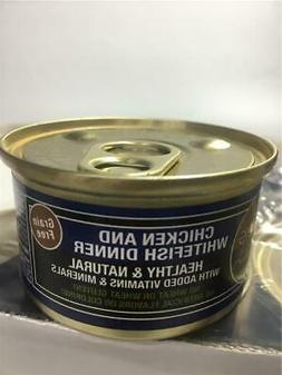 Dave's Pet Food Chicken and Whitefish Food  3 oz.
