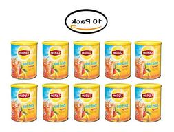 PACK OF 10 - Lipton Drink Mix, Mango, 3 Oz, 1 Count