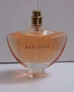 SHALIMAR  EDT Spray By Guerlain 3 Oz./90ml *NO BOX NO CAP *