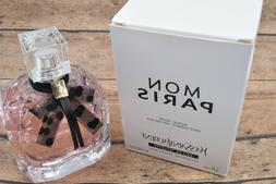 YSL YVES SAINT LAURENT MON PARIS EAU DE PARFUM  SPRAY 3 FL.O