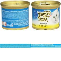 Purina Fancy Feast Adult Canned Wet Cat Food,  3 oz. Cans, T