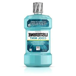 Listerine Antiseptic Mouthwash, Cool Mint - 250 ml