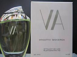 AV by Adrienne Vittadini Original Version For Women 3 oz Eau