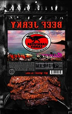 Carnivore Candy Beef Jerky Three Pack