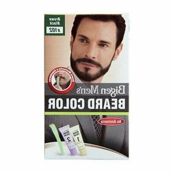 Bigen Men's Beard Color, Brownish Black B102, 40 gm