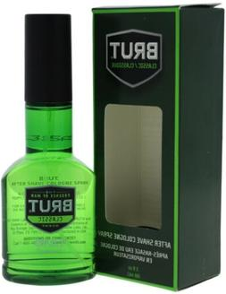 Faberge  Brut Classic After Shave Cologne Spray 3.0 oz for M