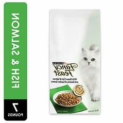 Fancy Feast Cat Food, Gourmet, with Ocean Fish & Salmon, 3 l