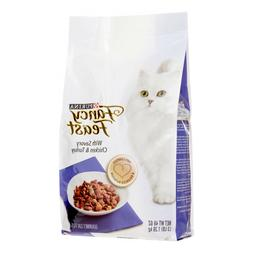 Fancy Feast Cat Food, Gourmet, with Savory Chicken & Turkey,