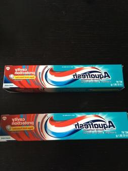 Aquafresh Cavity Protection Fluoride Toothpaste, Cool Mint,