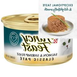 Purina Fancy Feast Classic Wet Cat Food -  3 oz. Cans
