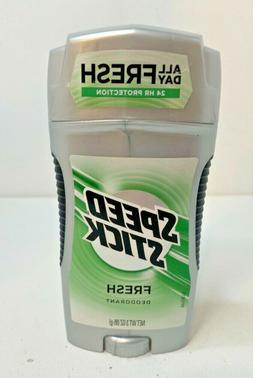 Speed Stick Deodorant, Fresh 3 oz