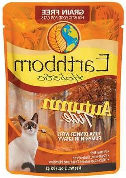 EARTHBORN Cat Food Pouches
