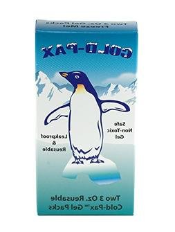 2 Pack - Extra Cold Ice Pack Replacements - 3oz Gel Packs fo