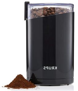 Krups F203 Fast Touch Coffee Grinder Electric 3 Oz-Black kit