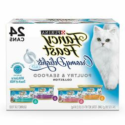 fancy feast creamy delights wet cat food