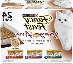 Purina Fancy Feast Gravy Lovers Wet Cat Food Variety Pack 3