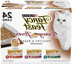 fancy feast gravy lovers wet cat food