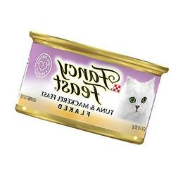 Fancy Feast Tuna/Mackrel 24/3 Oz