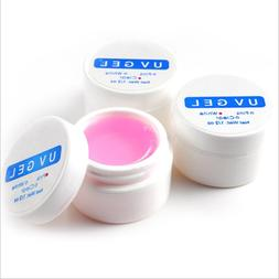<font><b>3</b></font> Colors UV Gel Nail Extension Colored G