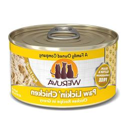 Weruva Grain-Free Canned Wet Cat Food, 3 oz , Fast Shipping