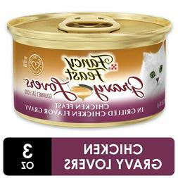 Purina Fancy Feast Gravy Lovers Poultry & Beef Feast Collect