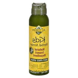 herbal armor natural insect repellent kids cont