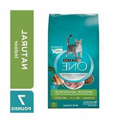 Purina ONE Indoor Advantage Adult Dry Cat Food Standard Pack