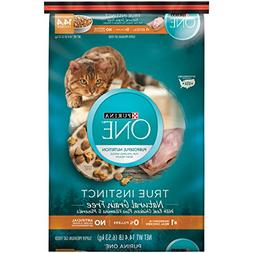 Purina One True Instinct Natural Grain-Free With Real Chicke