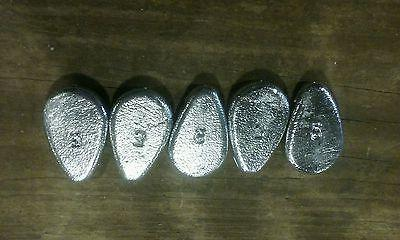 "3oz Slip No Roll Sinkers ""FREE SHIPPING"""