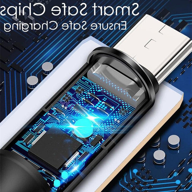 in Fast Fabric Micro USB Black Gold for 20 P20 Pro