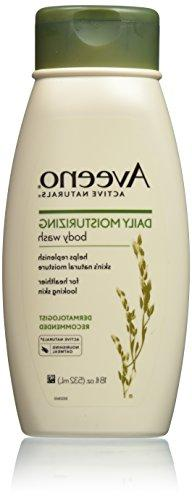 Aveeno Active Naturals Daily Moisturizing Body Wash with Nat