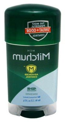 Mitchum Power Gel Anti-Perspirant Deodorant Unscented 2.25