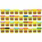 Play-Doh Modeling Compound 36-Pack Case of Colors, Non-Toxic