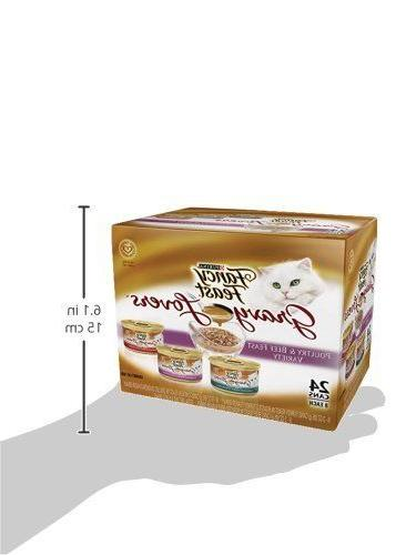 Purina Lovers Poultry Wet Cat oz Cans
