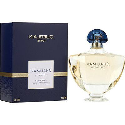 Shalimar Cologne by EDT 3 oz