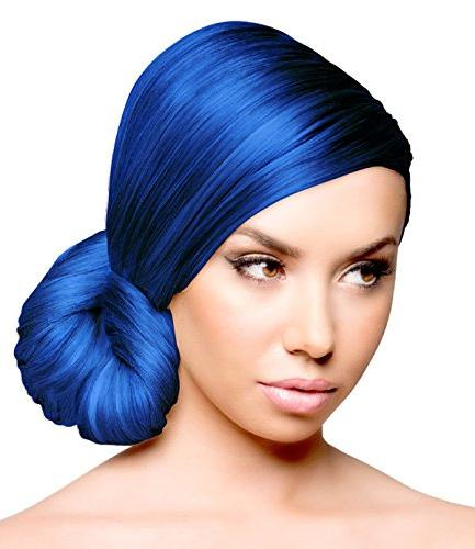 Sparks Bright Haircolor Electric Blue