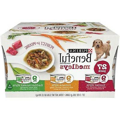 Purina Medleys Pack oz. New