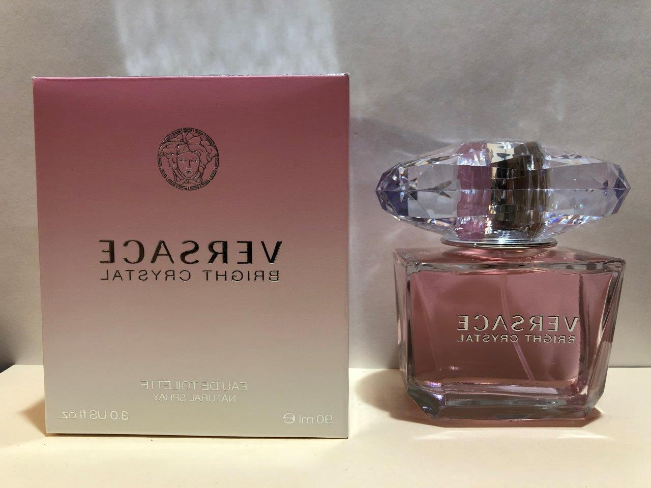Versace Crystal oz For Sealed 3.0