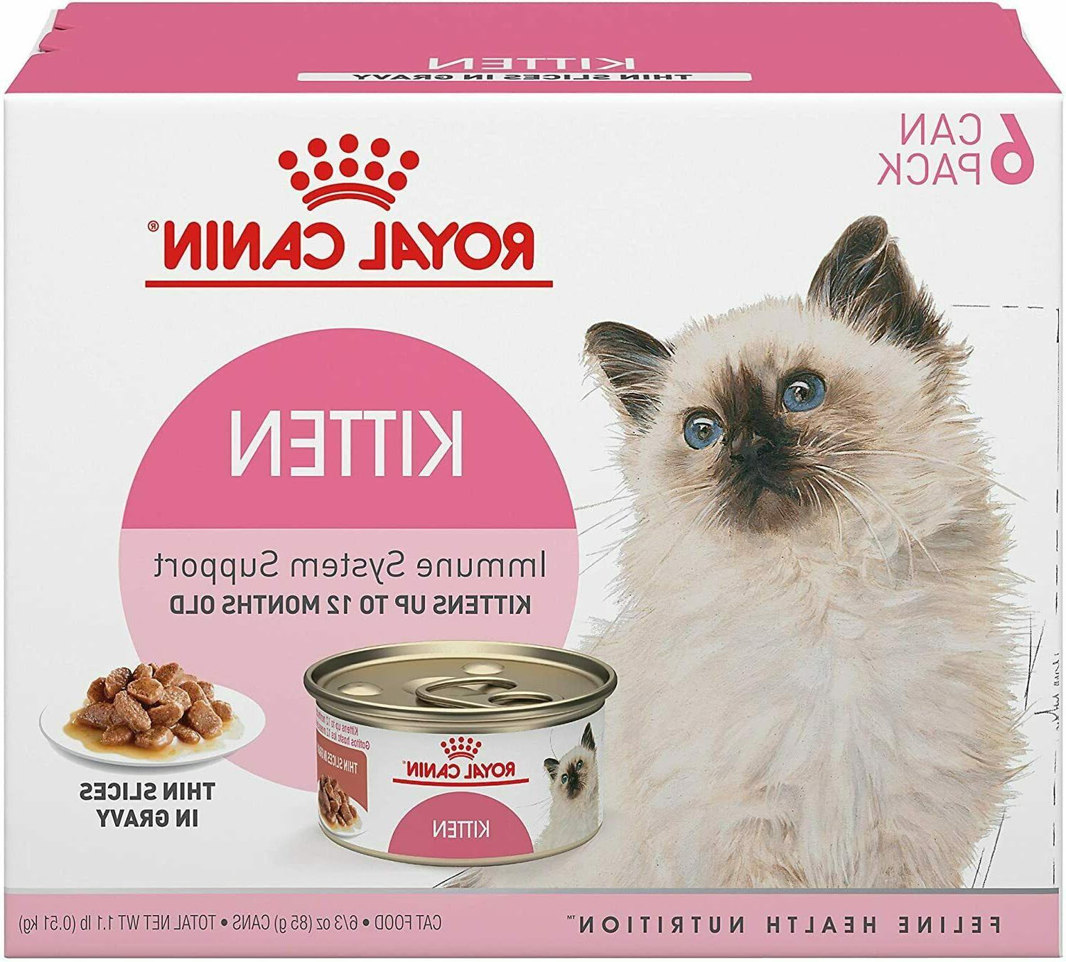 feline health nutrition kitten canned cat food