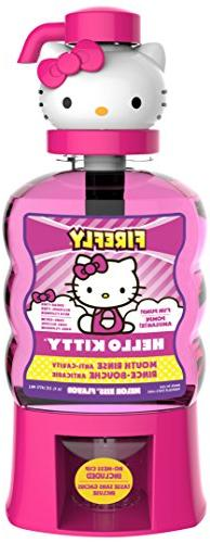 Firefly Hello Kitty Melon Kiss Flavor Anticavity Rinse, oz