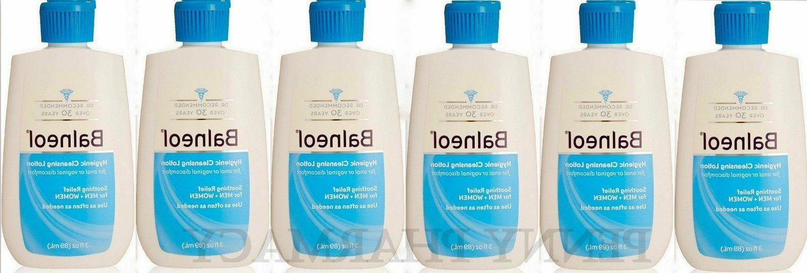 Balneol Hygienic Cleansing Lotion -- 3 fl oz