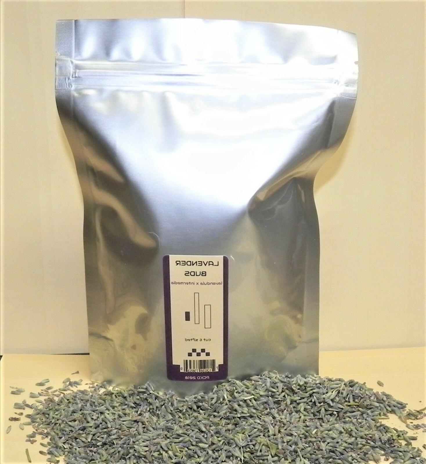 Lavender Flowers Buds 1 2 4 5 6 8 10 12 14 16 oz ounce to 5