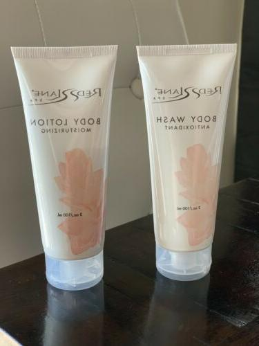 new body wash and body lotion 3